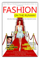 """FASHION on the RUNWAY"""