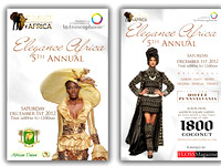 "FLOSS MAGAZINE ""ELEGANCE AFRICA"" FASHION SHOW"