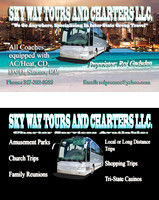 BUS/CAB/LIMO SERVICES
